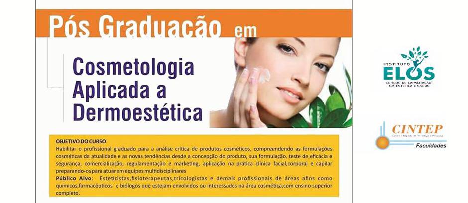 Cosmetologia Aplicada a Dermoestética